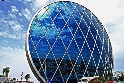 Aldar HQ View1