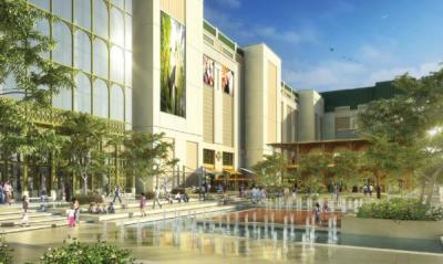 Deerfields Townsquare Shopping Centre View1