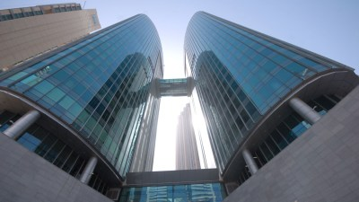 Emirates Financial Towers View1