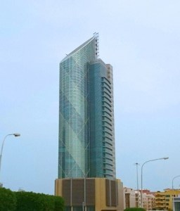 Khobar Gate Tower View1
