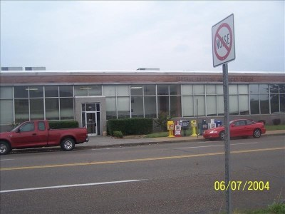Kingsport, TN - Main Post Office - For Lease View1