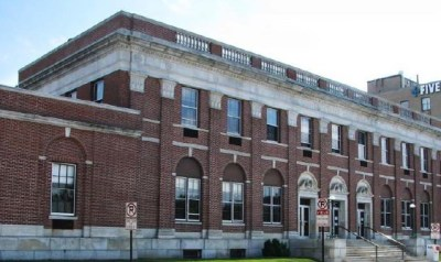 Lewiston Main Post Office - For Lease View1